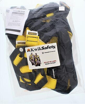 Kwik Safety Tornado 1-d Harness