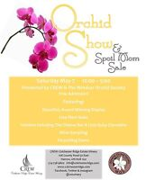 Spoil Mom wine and orchid event