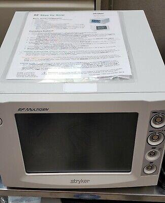 Stryker 406-900-000 Rf Multigen Radiofrequency Generator 7 Electrodes