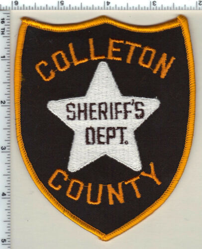 Colleton County Sheriff