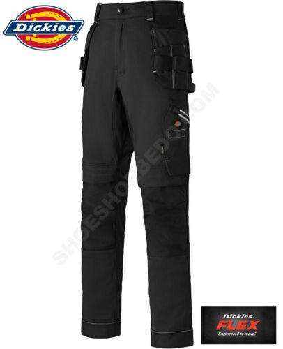 Dickies Holster Mens Trousers FLEX Lightweight Durable Industrial Work Pants