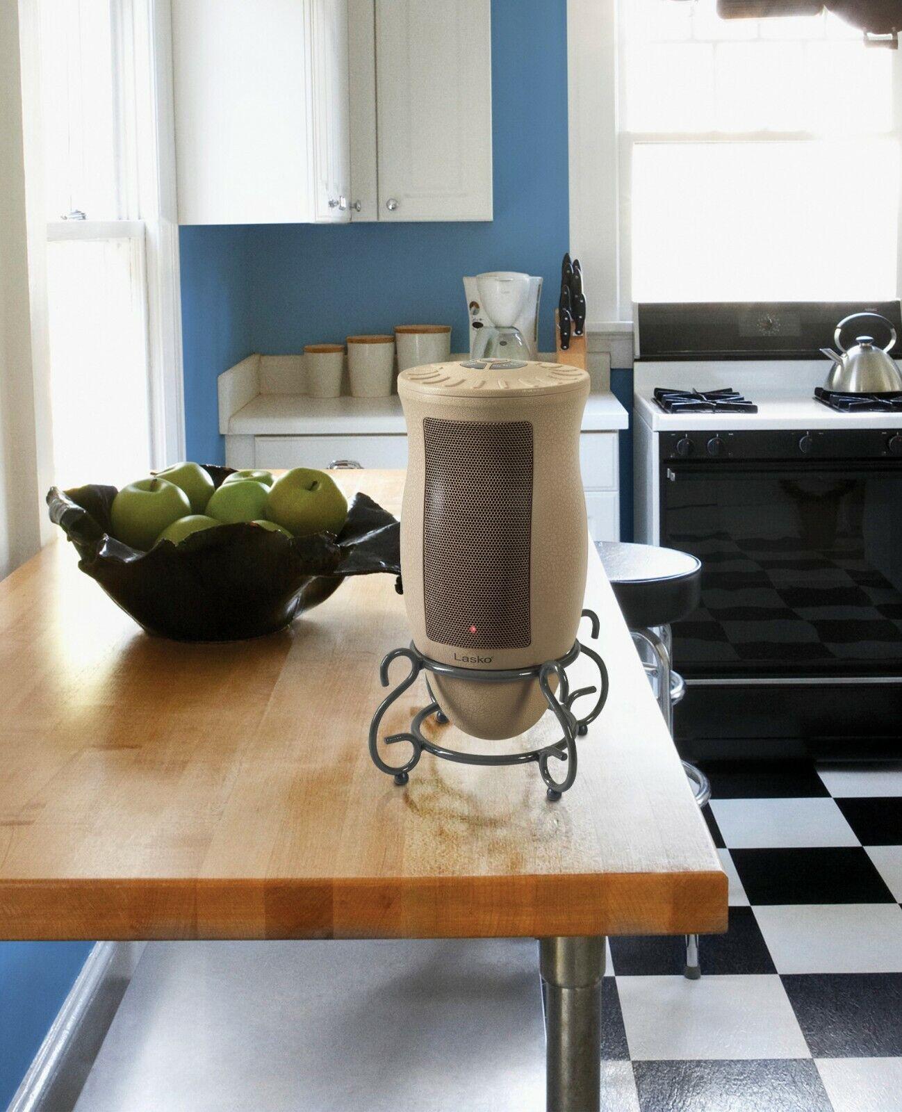 Lasko 6435 Designer Series Oscillating Ceramic Space Heater