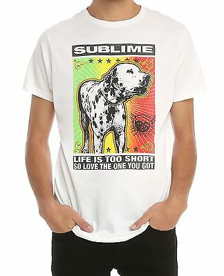 SUBLIME LOU DOG -LBC- T-Shirt NWT Rock Band 100% Authentic & Official