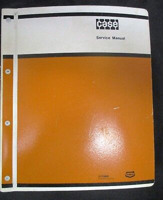 Case 310g And 350 Crawler Tractor Loaders And Dozers Service Manual