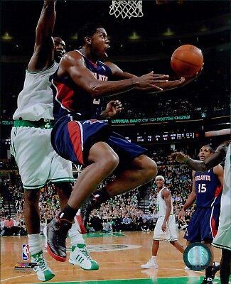 Joe Johnson Atlanta Hawks Licensed NBA Unsigned Glossy 8x10 Photo B ()