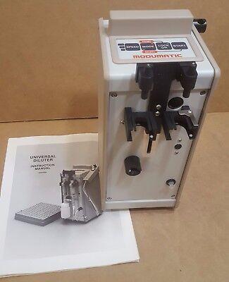 Modumatic Syringe Pumpdiluter Controller - New - Tri-continent Scientific