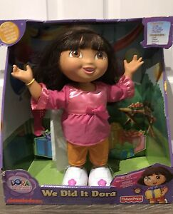 NEW DORA doll