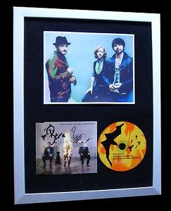 BIFFY-CLYRO-SIGNED-FRAMED-SATURDAY-OPPOSITES-100-AUTHENTIC-EXPRESS-GLOBAL-SHIP