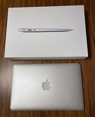 "Apple MacBook Air 11.6"" Laptop - MJVP2LL/A Early 2015 1.6GHz/4GB/128GB, Used"