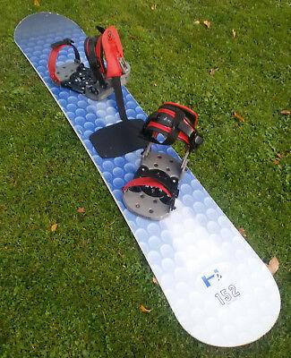 Snowboard H2O 152  incl. Bindung