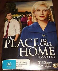 A Place To Call Home Seasons 1 - 2 Boxset. BARGAIN! Valley View Salisbury Area Preview