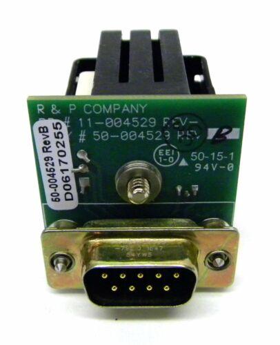 Partisol 2025 Sampler Humidity Temperature Sensor Board 50-004529 Thermo R&P