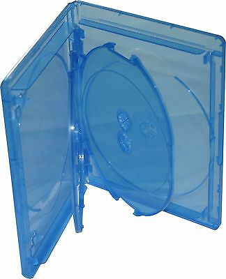 5 St. Elite Blu-Ray Hüllen 15 mm 5-fach, fünffach