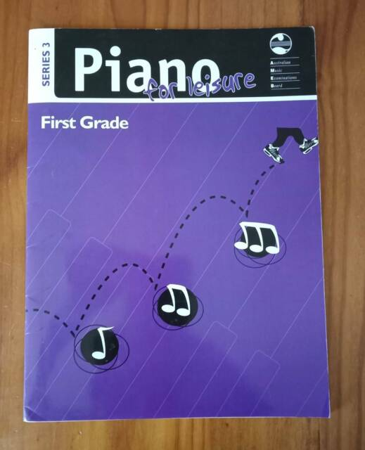 Sheet Music & Song Books Ameb Piano For Leisure Series 3 First Grade