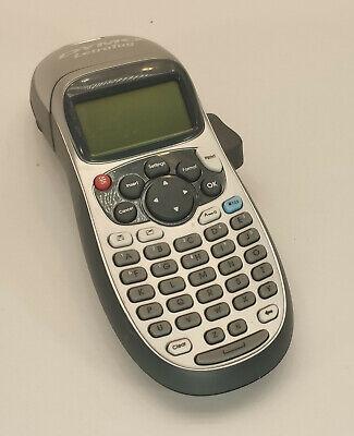 Dymo Letratag Lt-100h Handheld Label Maker Silver