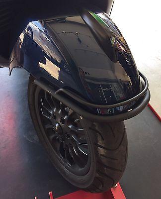 Front Fender Guard for Vespa GTS/GTV Super, Matte Black