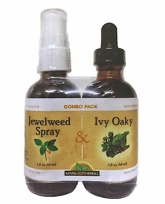 Healthy Skin Support Combo Pack - Ivy Oaky Tincture & Jew...