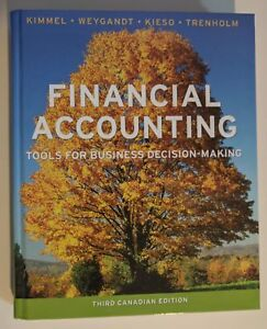 Financial Accounting Tools Business Decision-Making (Kimmel)