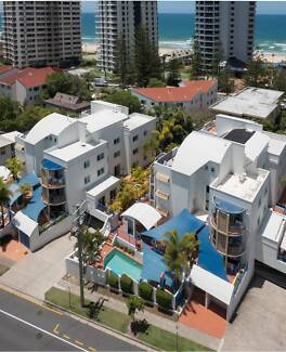 GREAT LOCATION ONE STREET FROM THE BEACH HOLIDAY ACCOMODATION Surfers Paradise Gold Coast City Preview
