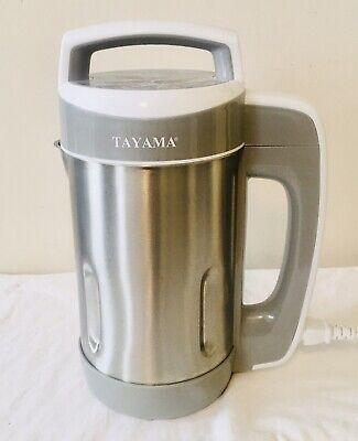 Tayama Soy Milk Maker Model DJ-15C Pre-Owned Mint