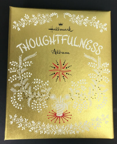 Vintage Hallmark Thoughtfulness Daily Calendar Album
