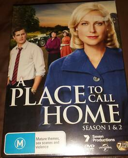 A Place To Call Home Seasons 1 - 2 Boxset. BARGAIN!