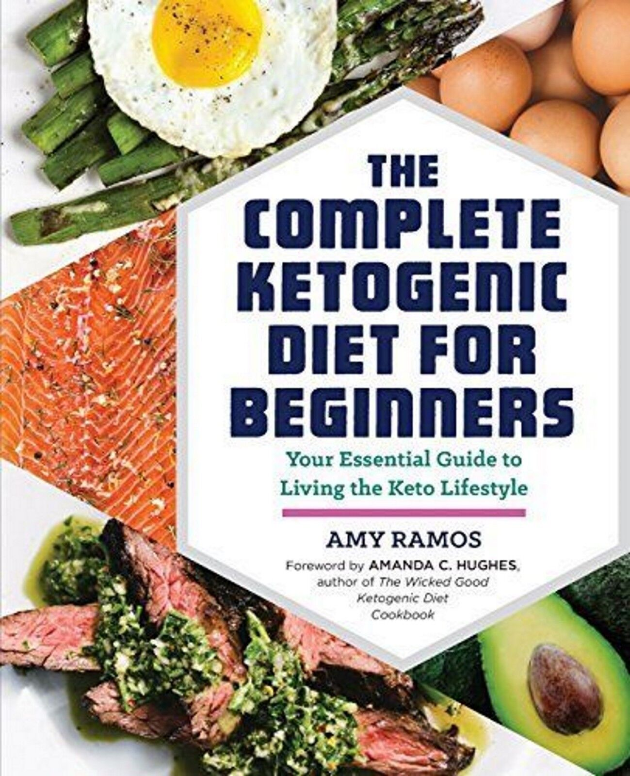 Купить The Complete Ketogenic Diet for Beginners Essential Keto Guide Food Lifestyle