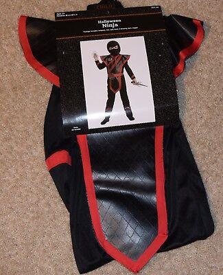 Regular $34.99 Size 8-10 Halloween Ninja Costume