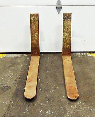 Fork Lift Forks Size-w4xl42 16736lr