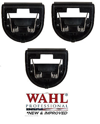 Used, 3-Wahl Moser Replacement 5 in 1 Blade Back Platform-Li+Pro Lithium Ion,BELLISSMA for sale  Shipping to India