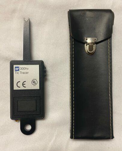 TIF Instruments 300HV Tic tracer Voltage Detector Meter and Case