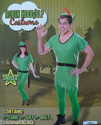 Costume Elf Femme Bois - Pour Hommes Femmes Robin Des Bois Elf