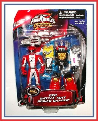 Power Rangers Operation Overdrive  4