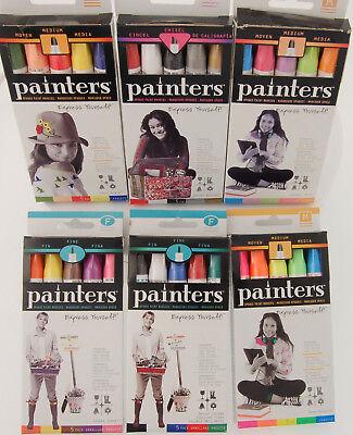 Elmers Painters Opaque Paint Markers Fine, Medium, Chisel, Colors, Your Choice !