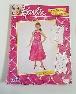 FASCHING KARNEVAL KINDER KOSTÜM Barbie Princess 2 7345 Gr. 104
