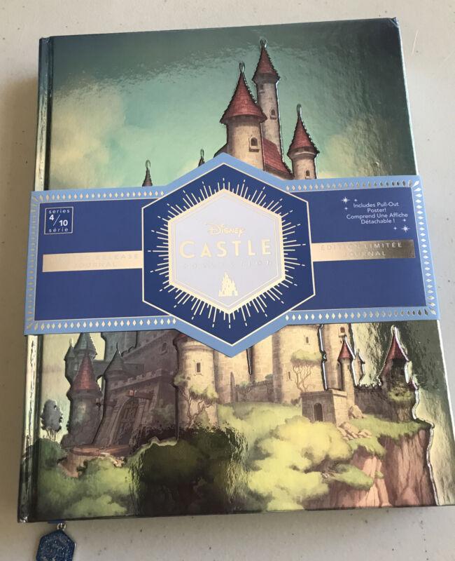 Limited Release - Disney Snow White Castle Journal Castle Collection READ