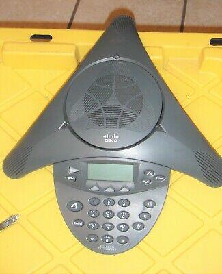 Cisco Polycom 7936 Ip Conference Station Cisco System No Power Or Mics