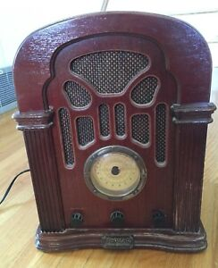 Vintage look, reproduction Thomas Collectors Edition Radio