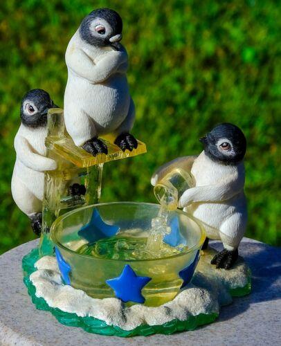 Hamilton High Dive Hero Polar Playmates Chilly