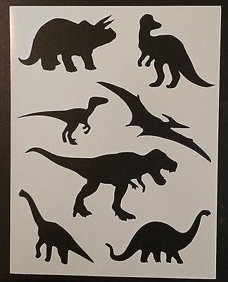 Dinosaur Dinosaurs T Rex Raptor 8.5