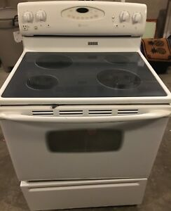 Maytag smooth top range oven