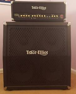 Trace Elliot Super Tramp Amp & Gibson Les Paul Epiphone Padstow Bankstown Area Preview