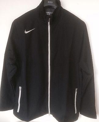 Nike Golfjacke, NEU, schwarz, Größe L