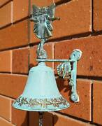 Solid Brass Stand Up Fairy Door Bell Eight Mile Plains Brisbane South West Preview