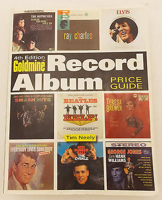 2005 Goldmine Record Album Price Guide by Tim Neely