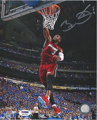 save off 2e93a ac791 Basketball-NBA - Dwyane Wade Autograph - Trainers4Me