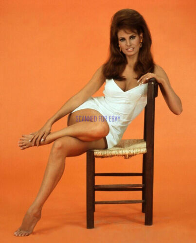 RAQUEL WELCH IN BEDAZZLED SUPER SEXY PHOTO