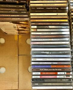 35+ Pop rock CDs