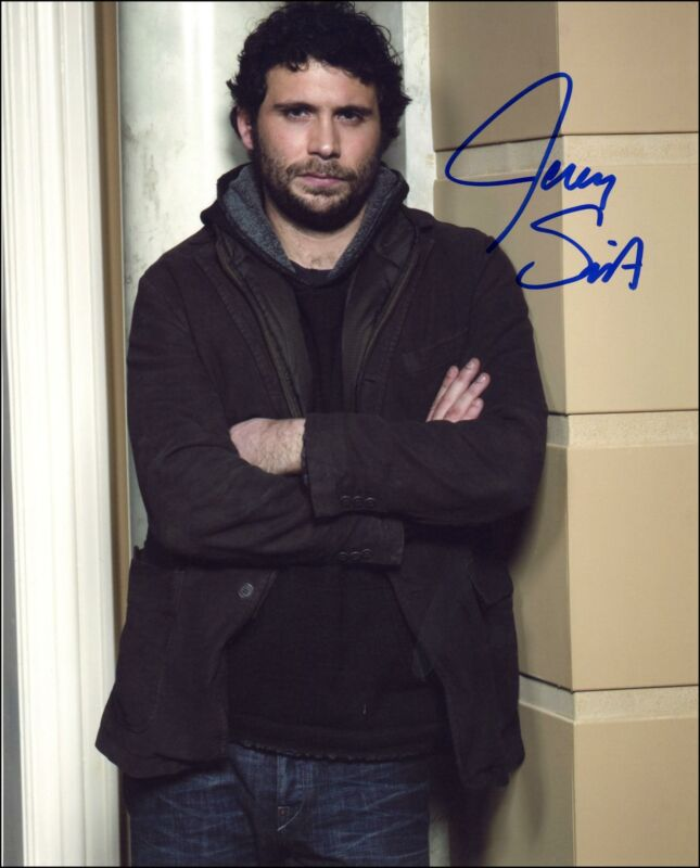 """Jeremy Sisto """"Law & Order"""" AUTOGRAPH Signed 'Detective Cyrus Lupo' 8x10 Photo"""