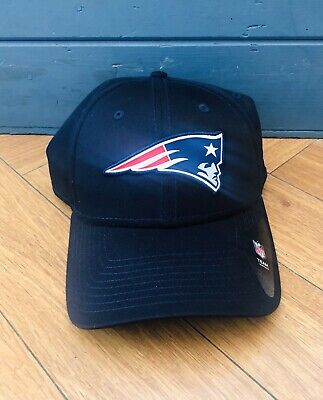 *New* OFFICIAL NFL New England Patriots NAVY BASEBALL Cap (with tags)